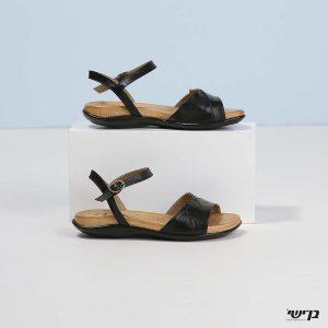 דגם קסנדרה: סנדלים בצבע שחור