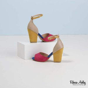 דגם נובה: נעליים בצבע פוקסיה