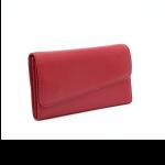 דגם מורין: ארנק נשים בצבע אדום