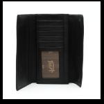 דגם מורין: ארנק נשים בצבע שחור