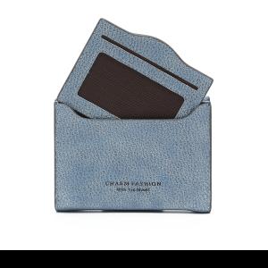 דגם לינדה: ארנק לנשים בצבע כחול