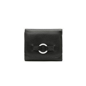 דגם פרסיליה: ארנק נשים בצבע שחור