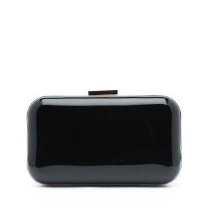 דגם קארן: תיק ערב בצבע שחור