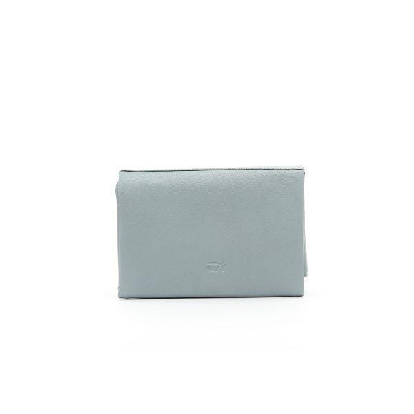 דגם ג׳ולי בגודל קטן: ארנק נשים בצבע תכלת