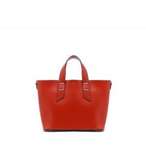 דגם לורן: תיק לנשים בצבע אדום