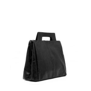 דגם נטע: תיק לנשים בצבע שחור