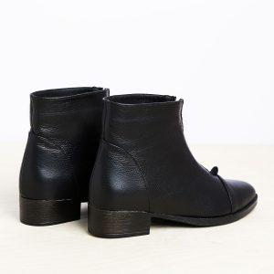 דגם אשלי: מגפונים לנשים בצבע שחור – B.unique