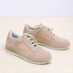 דגם הדסון: נעלי ספורט בצבע ורוד