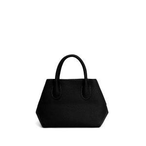 דגם פמלה: תיק לנשים בצבע שחור