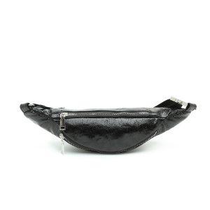 דגם סאלי: פאוץ' לנשים בצבע שחור