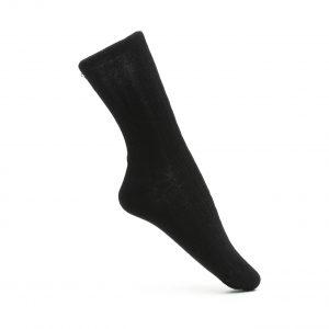 שלישיית גרביים בצבעי שחור ואפור