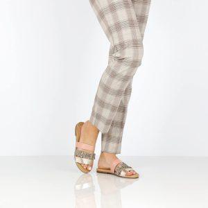 דגם נויה: נעליים בצבע ורוד - B.unique