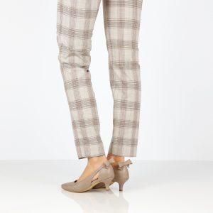 דגם גפן: נעלי נשים בצבע אבן - B.unique