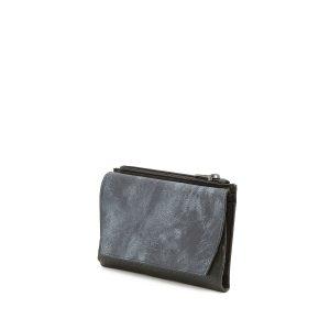 דגם מיקה: ארנק לנשים בצבע שחור