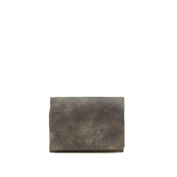 דגם יולי: ארנק לנשים בצבע חאקי