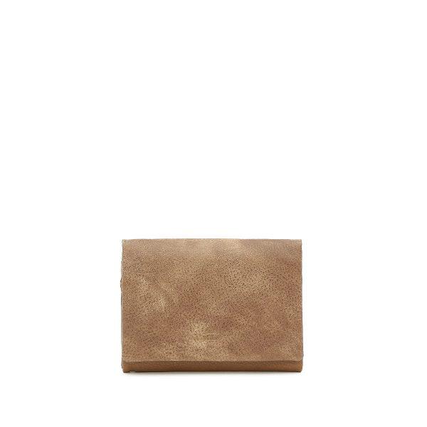 דגם יולי: ארנק לנשים בצבע קאמל