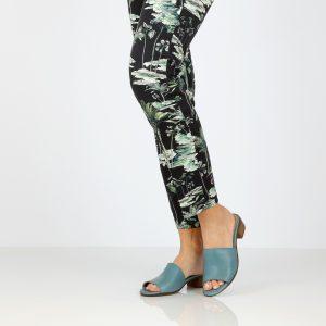 דגם אדל: כפכפים בצבע ג'ינס - B.unique