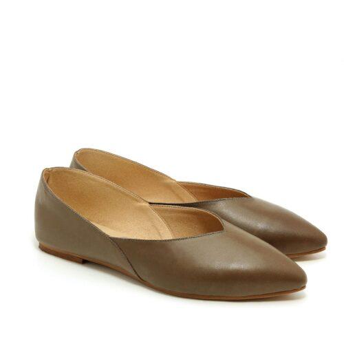 דגם אוולין: נעליים שטוחות לנשים