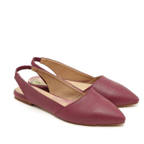 בלעדי לאתר - דגם הארלי: נעליים שטוחות לנשים