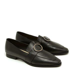 דגם אלכס: נעלי מוקסין לנשים
