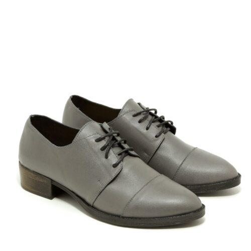 בלעדי לאתר - דגם אלונה: נעלי אוקספורד לנשים