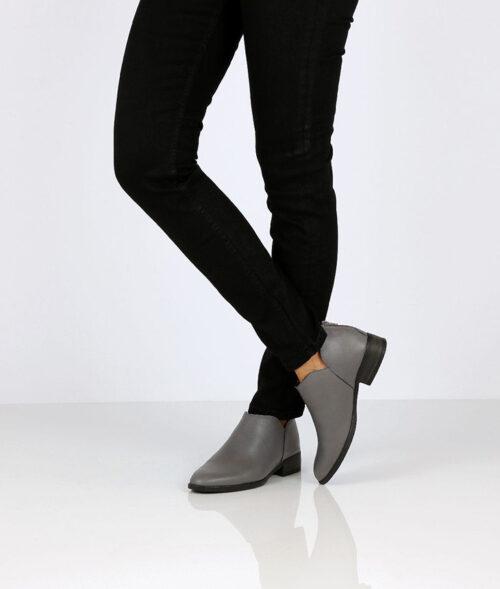 בלעדי לאתר: דגם קרוליין - נעליים עם חרטום מעוגל
