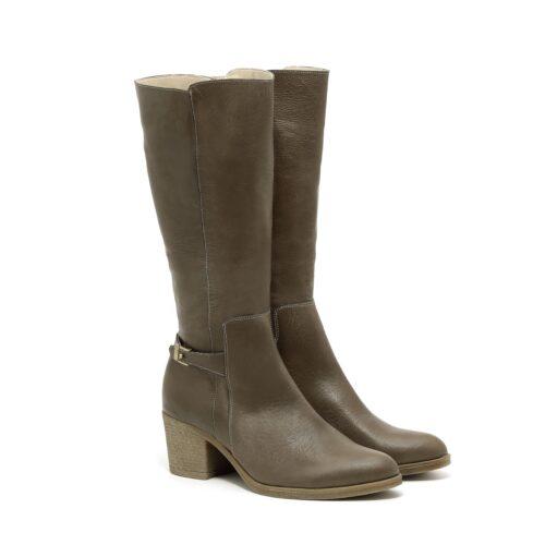 דגם ויקטוריה: מגפיים לנשים