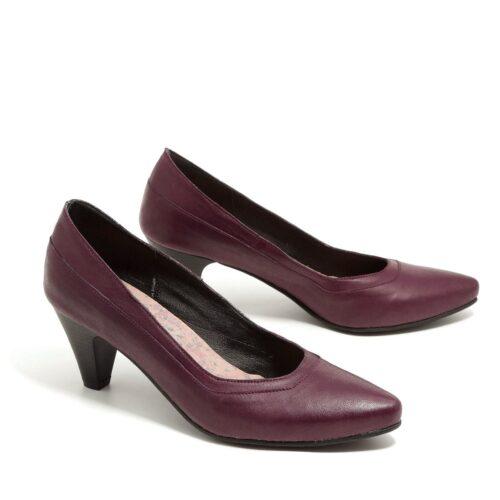 בלעדי לאתר - דגם סיינה: נעלי עקב לנשים