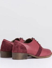 דגם בלגיה: נעלי אוקספורד