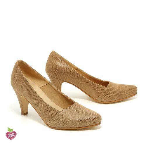 דגם פני: נעלי עקב טבעוניות