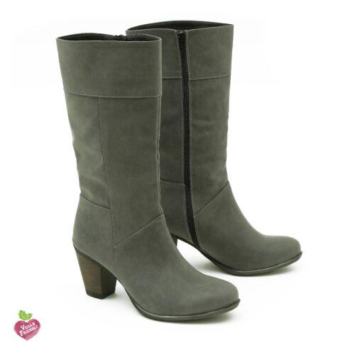 דגם אנג'לינה: מגפיים טבעוניים לנשים