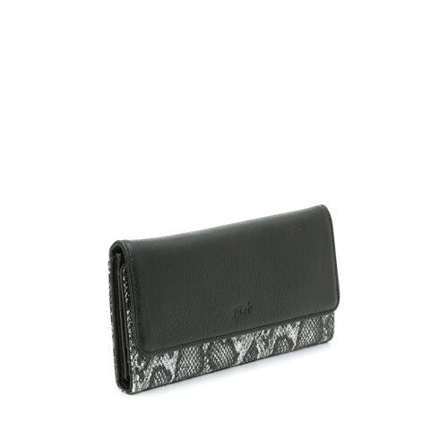 דגם תמרה: ארנק לנשים בצבע שחור