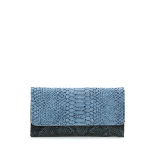 דגם ריטה: ארנק לנשים בצבע כחול