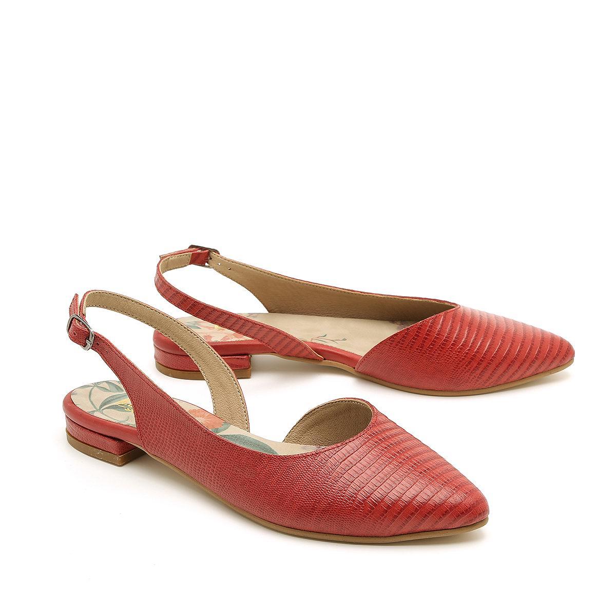 דגם סופיה: נעלי שפיץ