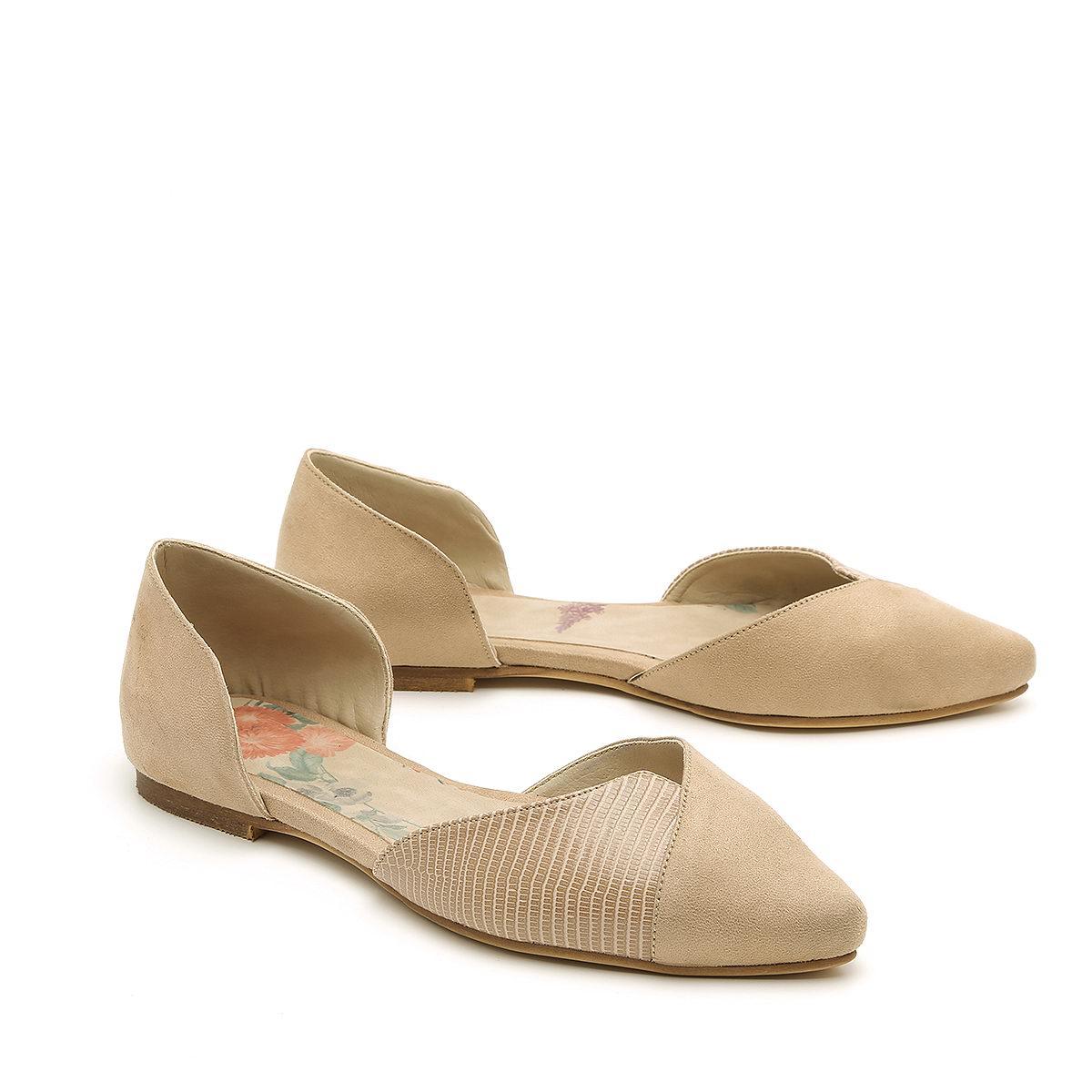 דגם שרי: נעלי סירה טבעוניות