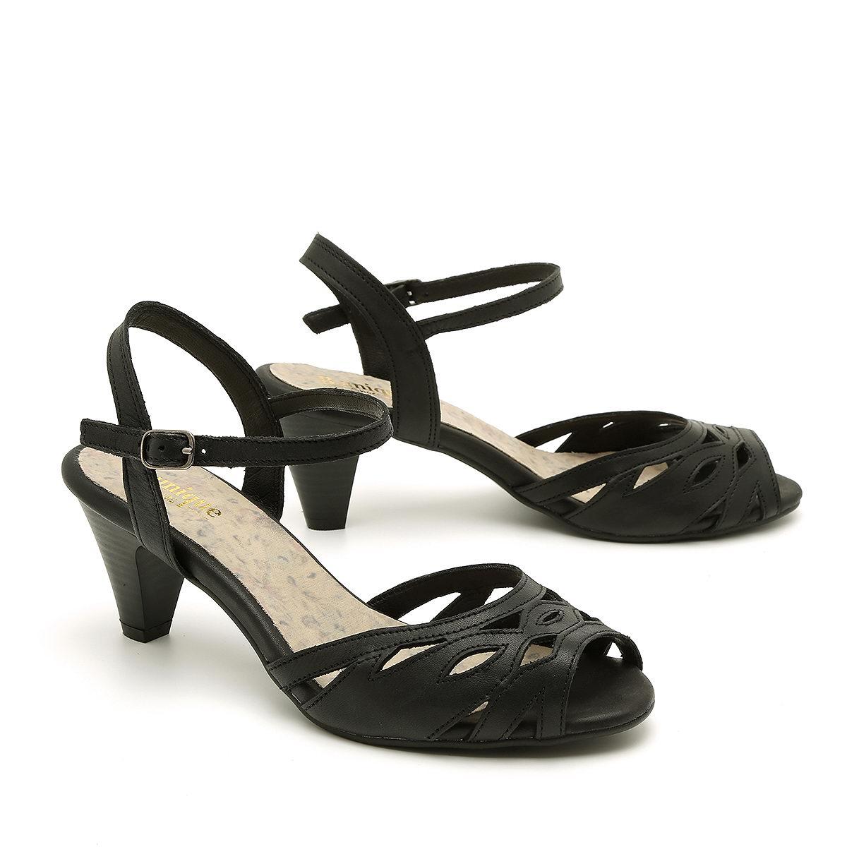 בלעדי לאתר - דגם אלזה: נעלי עקב לנשים