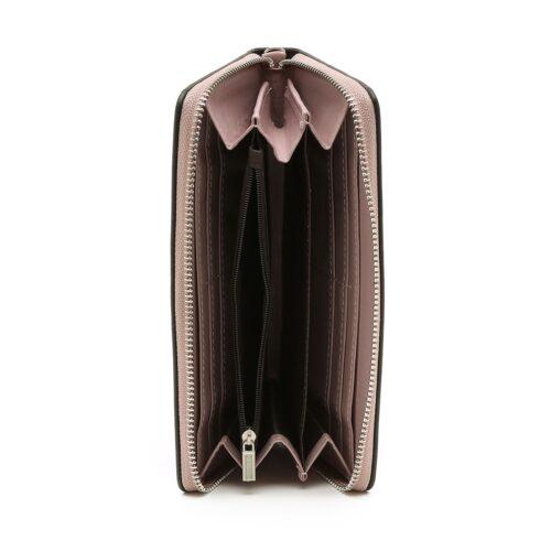 דגם תמרה: ארנק לנשים בצבע לילך