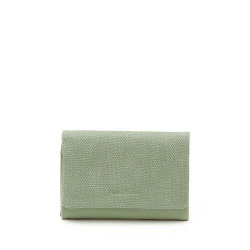 דגם זהר: ארנק לנשים בצבע מנטה