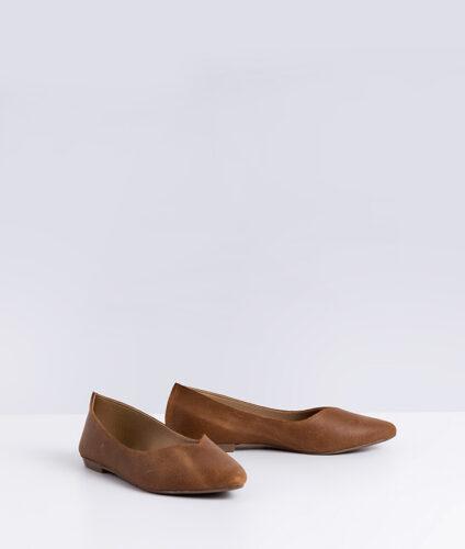 דגם מיכל - נעלי סירה