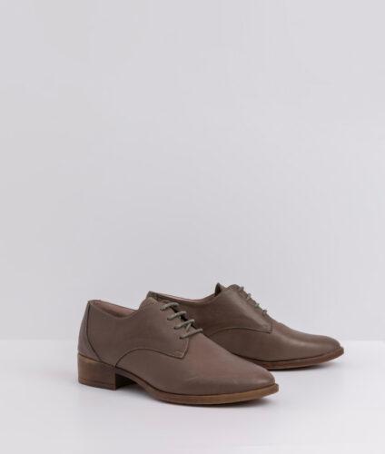 בלעדי לאתר- דגם אליסון - נעלי אוקספורד