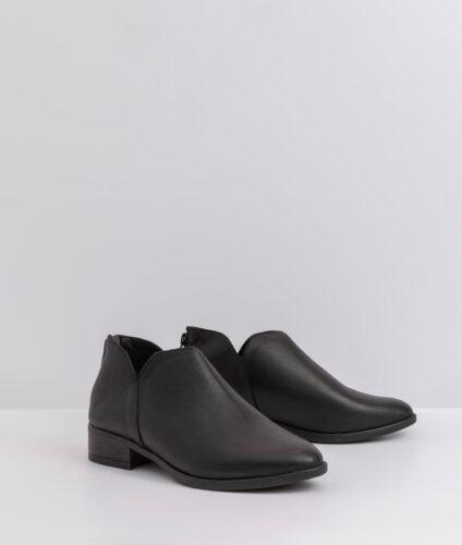 בלעדי לאתר- דגם קרוליין - נעליים עם חרטום מעוגל