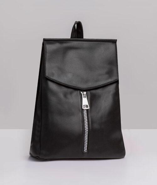 דגם איילין: תיק גב לנשים בצבע שחור