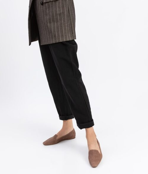 דגם נינט: נעליים שטוחות