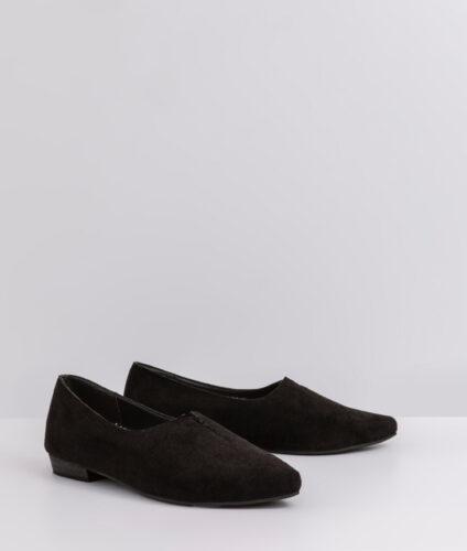 בלעדי לאתר: דגם קלואי - נעלי שפיץ עם חריץ בקדמי