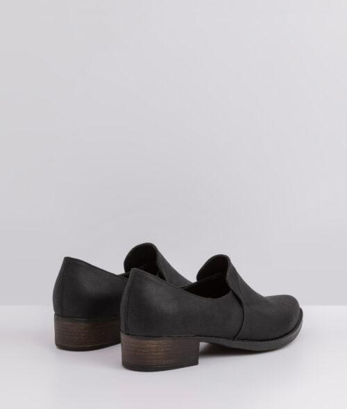 בלעדי לאתר- דגם ואלרי: נעלי מוקסין טבעוניות לנשים