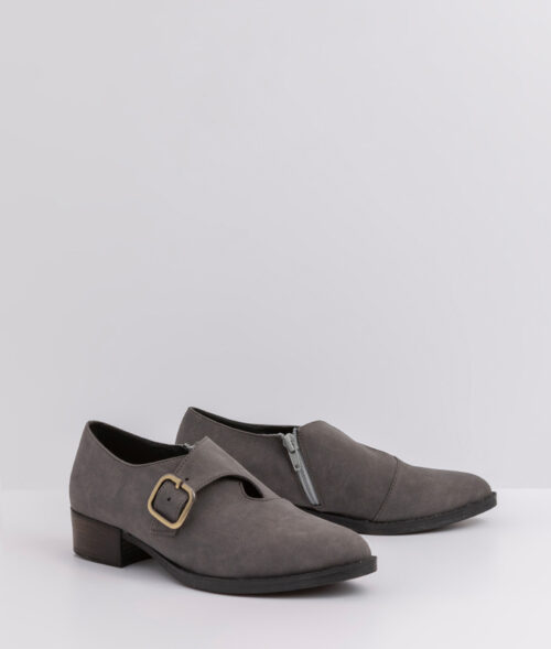 בלעדי לאתר: דגם האלי - נעלי מוקסין טבעוניות