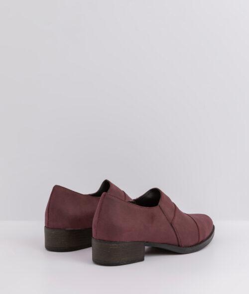 בלעדי לאתר- דגם לילי: נעלי מוקסין טבעוניות לנשים