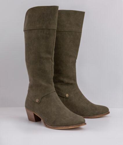 בלעדי לאתר- דגם דייזי: מגפיים טבעוניים לנשים