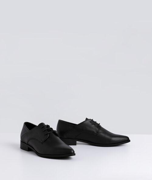 דגם לינדזי - נעלי אוקספורד טבעוניות לנשים
