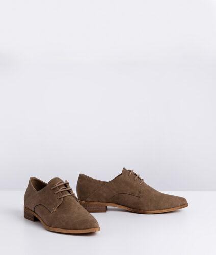 דגם לינדזי - נעלי אוקספורד טבעוניות